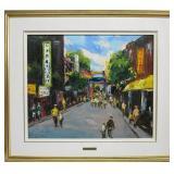 Jean-Marc Blier (1921-) Canada, oil on canvas