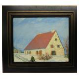 Jean Paul Pepin (1895-1983) Canada, oil on canvas
