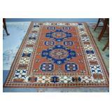 """Turkish carpet, 68"""" x 100"""""""