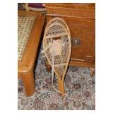 Pair snowshoes, 10 x 29 in.