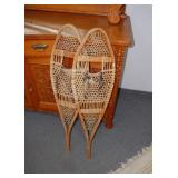 Pair snowshoes, 12 x 42 inches