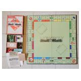 Vintage WWII Monopoly game, complete