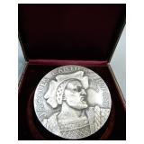 Jacques Cartier medal, M. Romuald Bourque