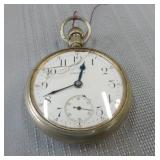 Waltham pocket watch, 3 inches, not working