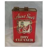 Dry Cleaner Tin