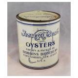 Oyster Tin