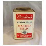 Malted Milk Tin