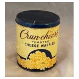 Cheese Waffies Tin