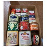 Box of Tins