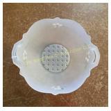 Satin Glass Bowl