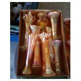 Box of Carnival Vases