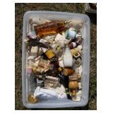 Tray of Perfume Bottles