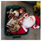 Tub of Santa
