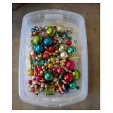 Tray of Ornaments