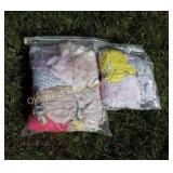 (2) Bags of Doll Clothes