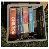 Crate of Books