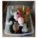 Tray of Vases