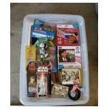 Tray of Puzzles, Toys & Miscellaneous