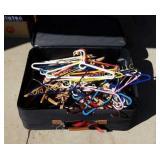 Suitcase of Hangers