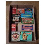 Box of Mini Lunch Boxes & Miscellaneous