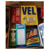 Box of Old Boxes