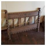 Antique Twin Bed Frame
