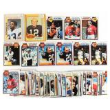 1979 and earlier Football cards