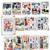 1982 Football cards