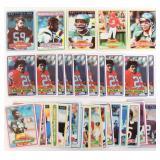 1980-81 Football cards