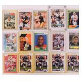 Recent Football cards