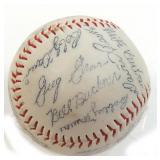 4 Baseballs (some autographed)