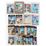 1970-71 Topps Baseball cards
