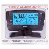 Sharp Weather Station