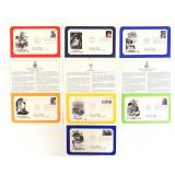 Stock Certificates, Currency, FDC