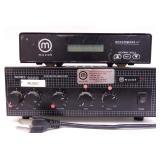 Series 3000 Muzak Amplifier & Encompass Turner