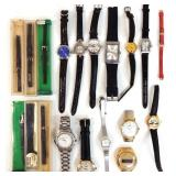 Lot of Watches & Straps