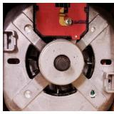 Whirlpool Washing Machine Motor, in box