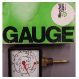 Marshall Town Pressure/Temperature Gauge