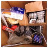 Box Lot of Hardware