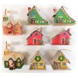 House-Shaped Ornaments - 8