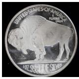 Coins - 15 Washington Quarters and 1 oz Silver Rnd