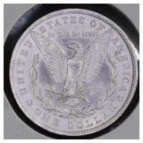 Coin - 1881o MS Morgan silver dollar