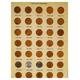 Coins - Lincoln cent set