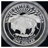 Coin - Yellowstone Commemorative