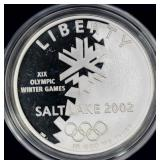 Coin - SLC Olympic Commemorative