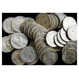 Coins - buffalo nickels (41)