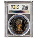 Coin - 1982 Canadian Regina PCGS PR66 DCAM