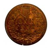 Coin - 1904 Indian head penny MS63