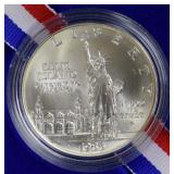 Coin - Statue of Liberty commemorative coins