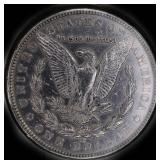 Coins - 1890 Carson City Morgan Silver Dollar